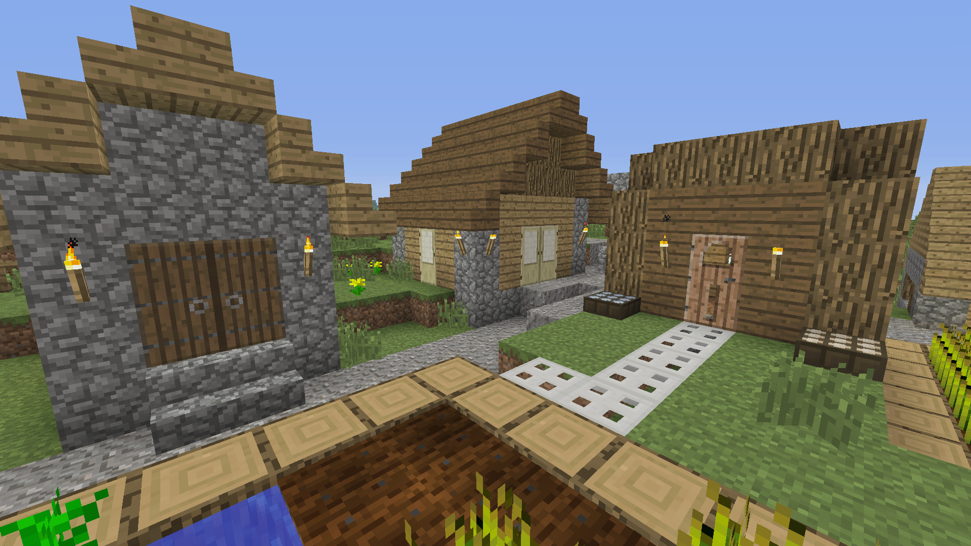 Minecraft TU14 on Xbox360 today and on PS3 tomorrow!Rebellion is here!