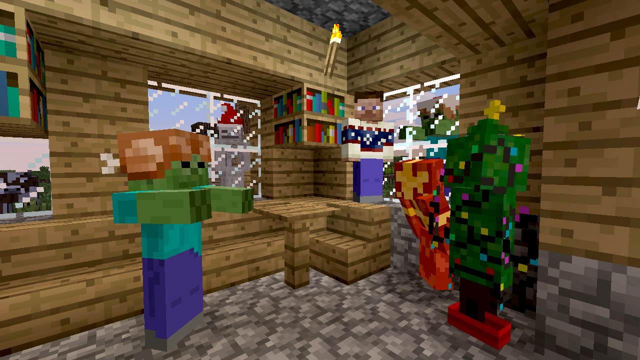 Mojang - Minecraft spieler skin download