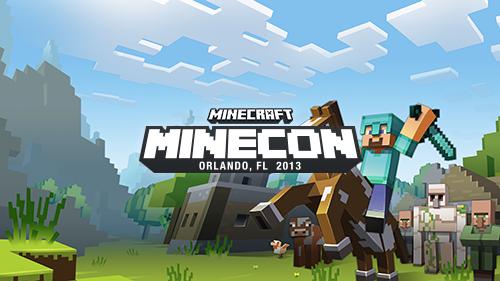MINECON live stream