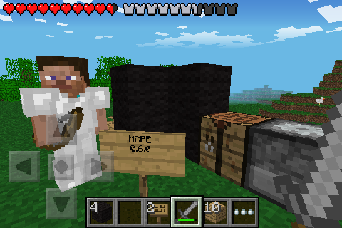 Minecraft Pocket Edition 060 Submitted
