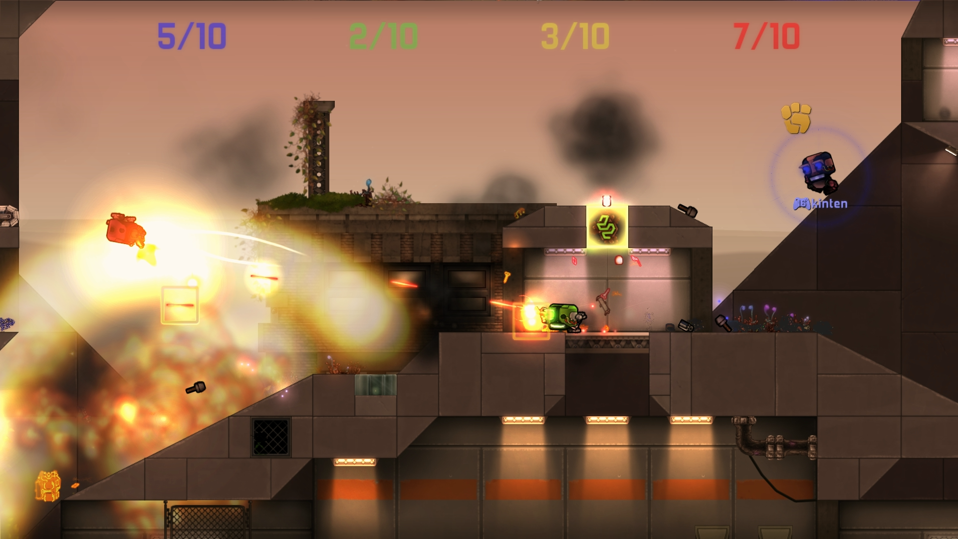 Cobalt is coming to Xbox 360 and Xbox One!