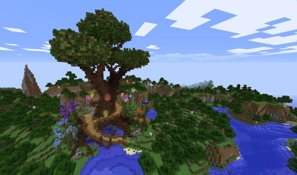 treemendous spawn
