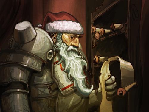 knight_santa
