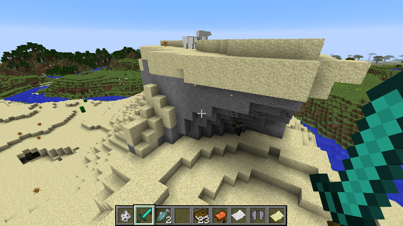 Minecraft 1.10 Pre Release 2