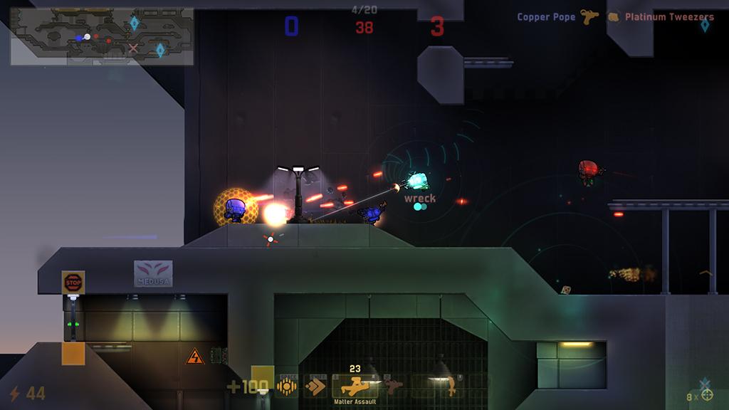 Cobalt Team Reveal First Official Mod New Controls