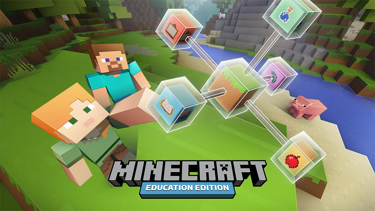Image result for minecraft education edition