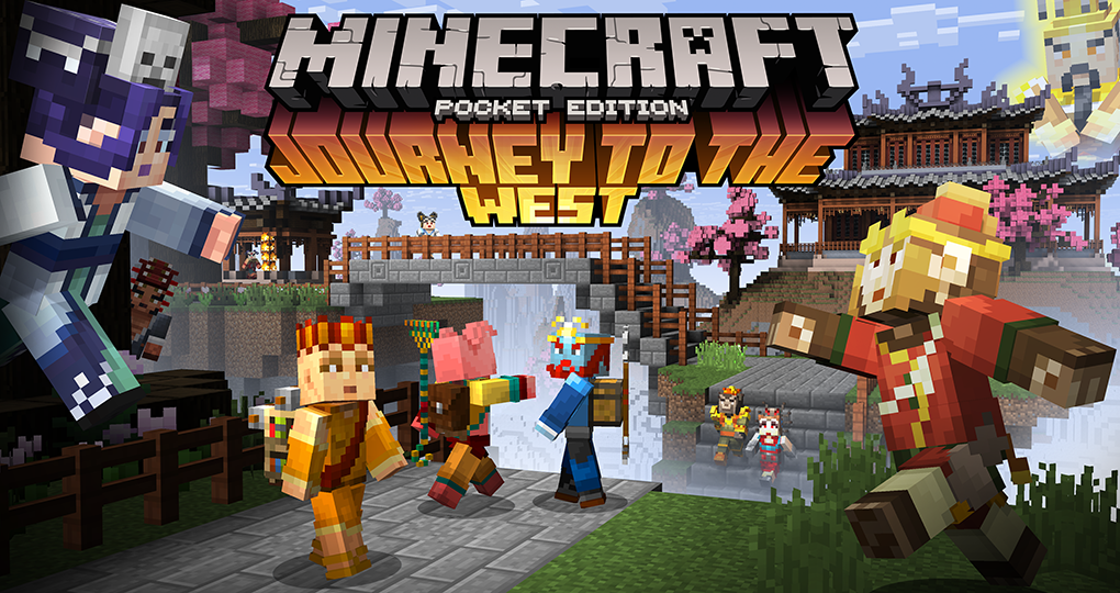 Journey To The West Skins Now On PE And Windows - Skins para minecraft pe windows phone