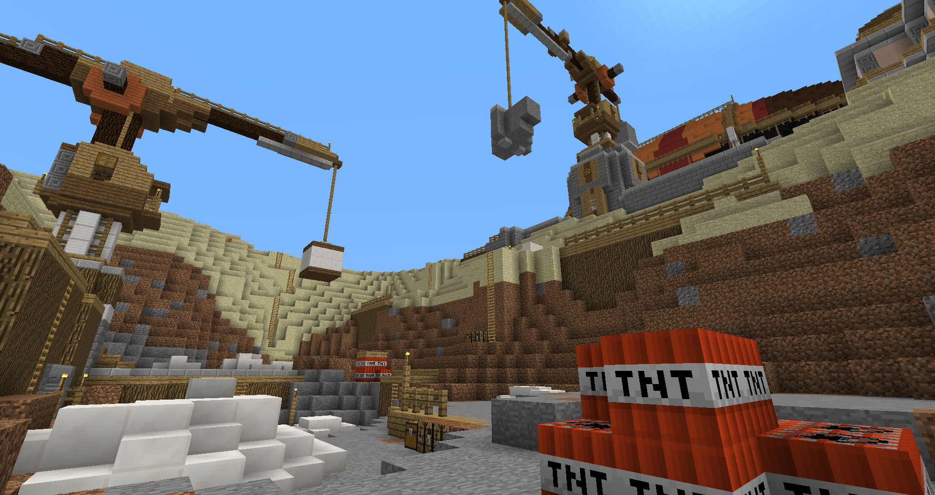 Race, Jump, and Explode Through These 14 New Realms Maps