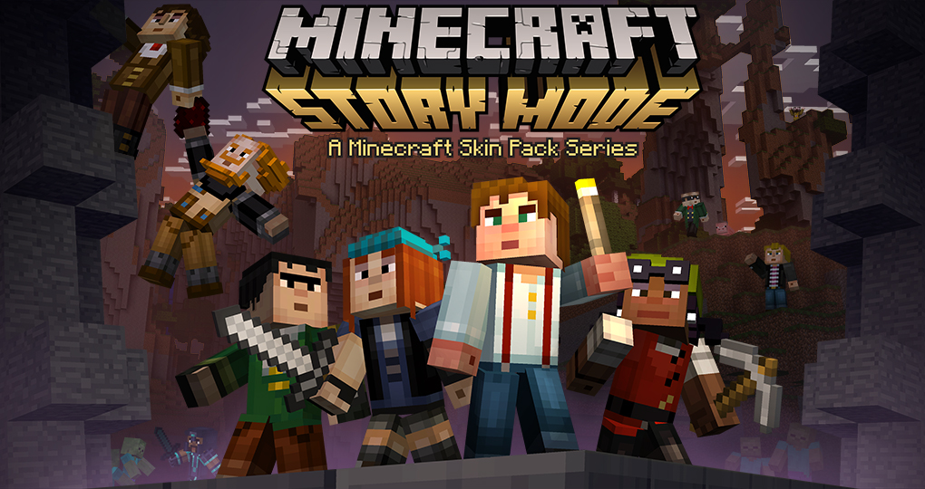 Story Mode Skins Are Here Freeish For The First Week - Skins para minecraft pe pc