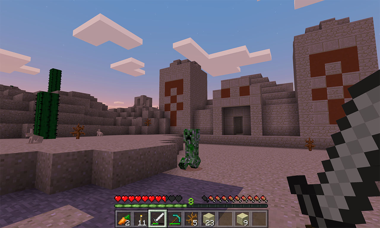 Redstone Bunnies Doors Make An Appearance In The Latest Pocket