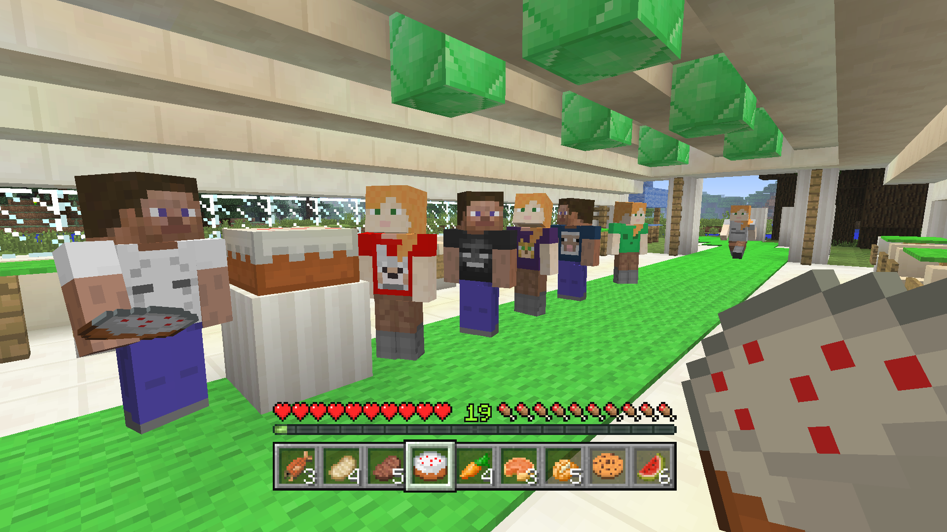 Celebrate Xbox Editions Birthday With Free Skins - Skins para minecraft de pc