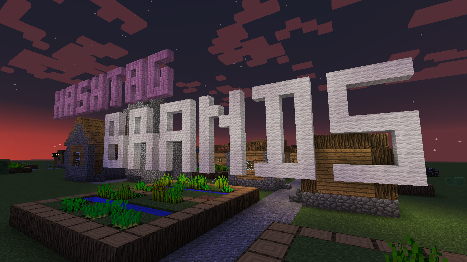 Lets Talk Promotions Built Into Minecraft