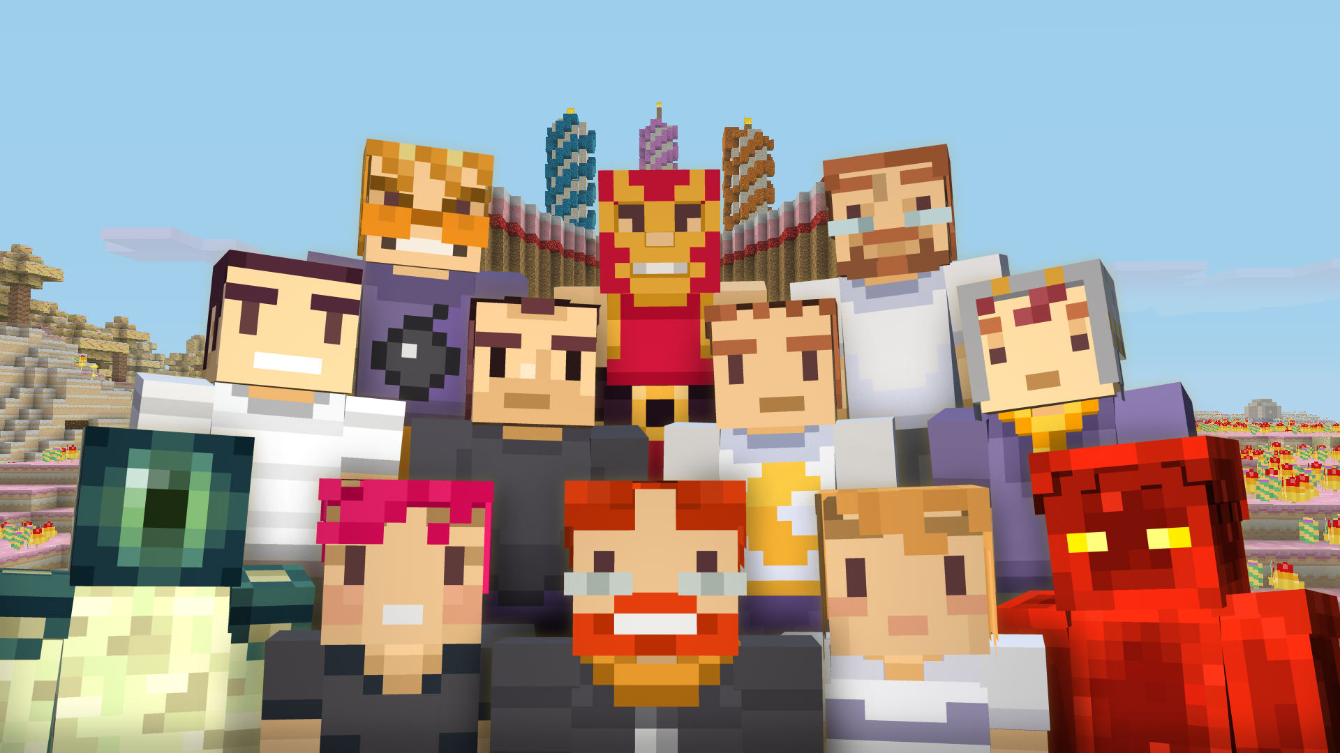 Happy Birthday Minecraft Xbox 360 Edition